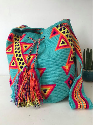 Wayuu Bag multicolor