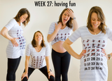 Baby Countdown Maternity Shirt