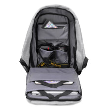 The new fashion leisure backpack male computer anti-theft Backpack