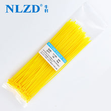 Nylon Cable Ties 8 inch 18 lbs 200mm Self-locking UL Certified 100pcs