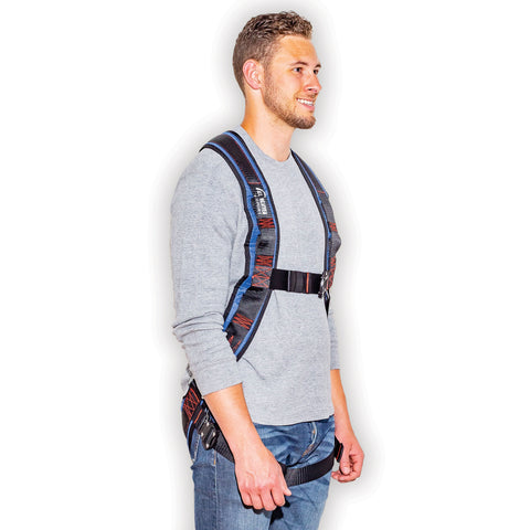 Premium Kiting Harness Without Carabiners