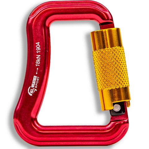 Locking Kiting Carabiner