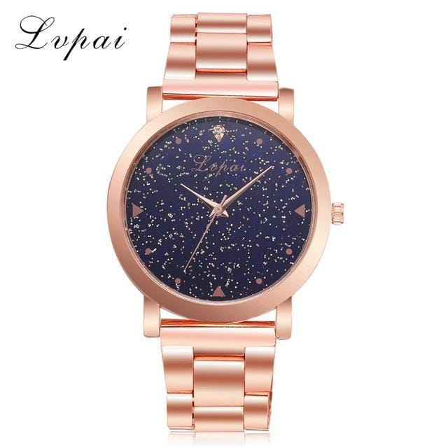 Top 7 Reasons Why Our Lvpai Women's Rose Gold Wristwatch Will Enhance Your Looks
