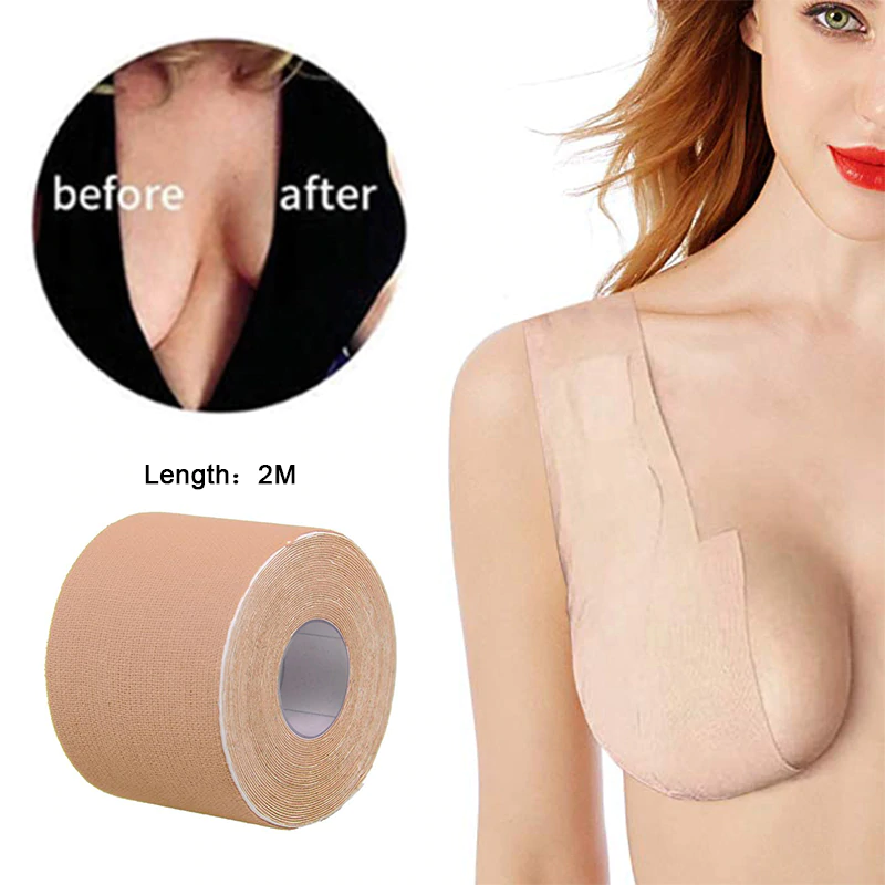 Strapless Invisible Chest Bra | Girl Things | Shadesandbeauty.com
