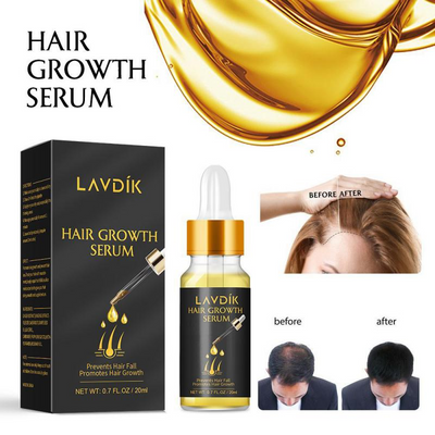 Hair Growth Serum | Hair Accessories | Shadesandbeauty.com