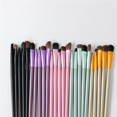 Mini Eye Makeup Brushes Set - mini makeup brushes