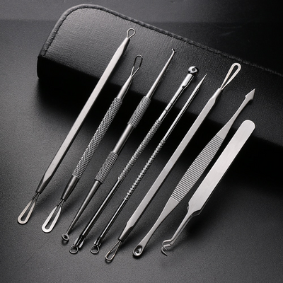 Stainless Steel Blackhead Remover - Stainless Steel