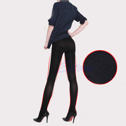 Women Slim Beauty Leg Shape Compression Burn Fat Thin Pantyhose Stocking