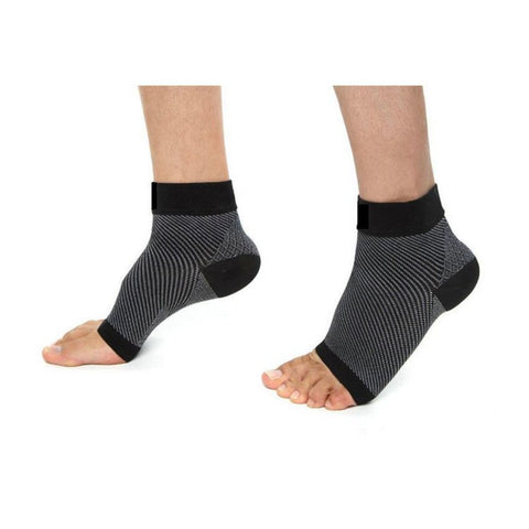 2017 Men Women Plantar Fasciitis Socks Compression Foot Sleeves Outdoor Sport Best Ankle Support Wholesale #E0