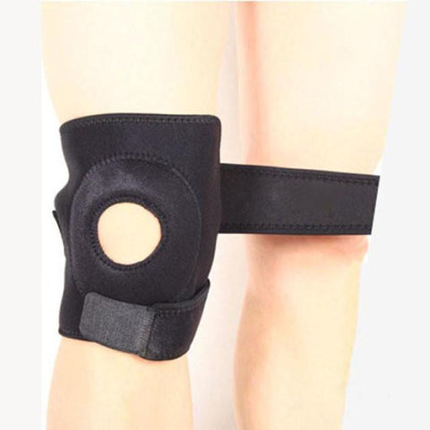 Adjustable Knee Protector Sport Knee Patella Tendon Guard Support Brace Protector Warm Valentine's day gifts#
