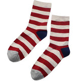 3PairStripedSocks For Men Meias Men Christmas Socks Hip Hop Calcetines Male Comfortable Breathable Compression Socks Chaussettes
