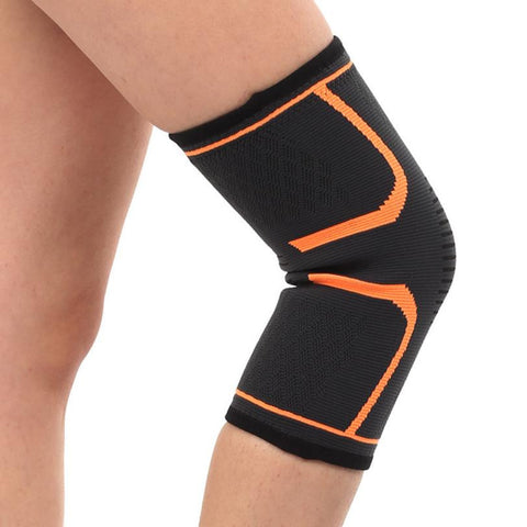 Drop Shipping 2pc Knee Sleeve Compression Brace Support For Sport Joint Pain Arthritis Relief Knee Wraps #S0