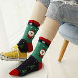 Christmas Women Casual Socks Cute Unisex Socks