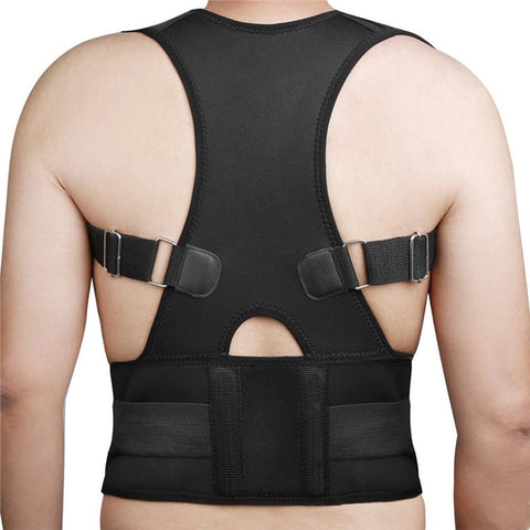 Universal Humpback Correction Brace Posture Corrector For Adults Adjustable Clavicle Back Shoulder Lumbar Support Belt Strap Spine Pain Relief