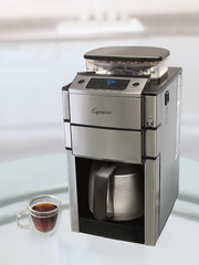 Capresso CoffeeTEAM PRO Plus with Thermal Carafe (4555308040234)