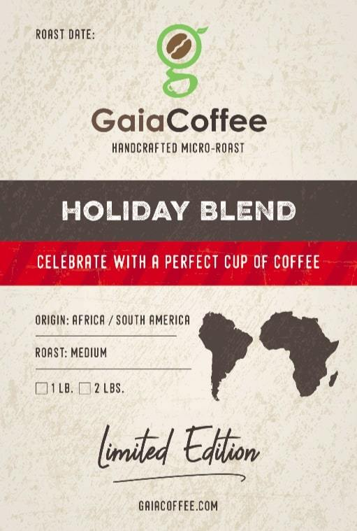 Holiday Blend (603084554282)