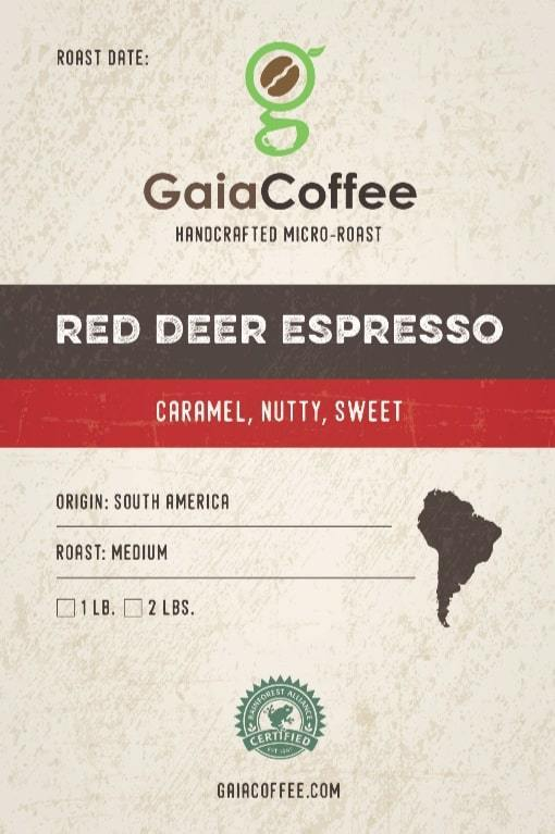 Red Deer Espresso - Case (1944303665194)