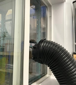 Air Conditioning Window