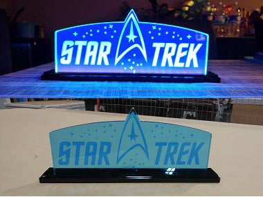 Star Trek Sign