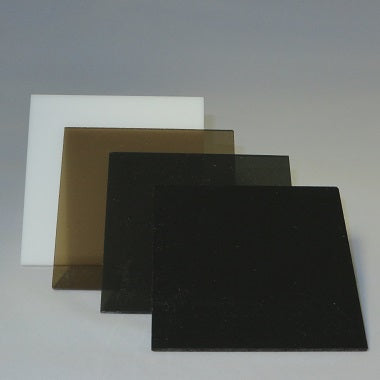 Acrylic (Plexiglas) Sheets - Colored