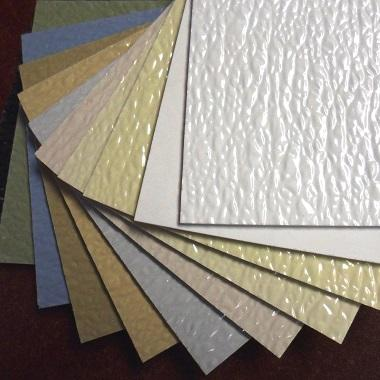 FRP (Fibreglass Reinforced Plastic) - Coloured Textured Panels