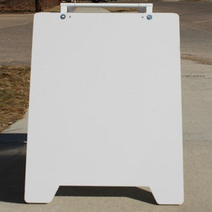 "Large Intecel Sandwich Board (31.5"" x 47.25"") - NO PRINT"