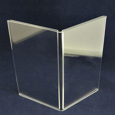 Menu Stand - Book Style - 4