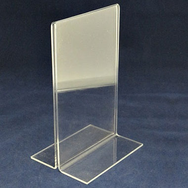 Menu Stand - T Style - 5.5