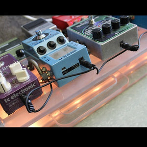 Pedal Board - Polycarbonate