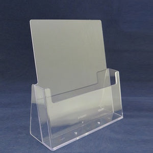 Brochure Holder - Full Page - Single (C8)