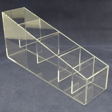 "Straw Holder - 3"" wide - 5 Compartment"