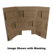 "24"" TRI-FOLD Sneeze/Cough Guard and Barrier"