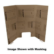 "32"" TRI-FOLD Sneeze/Cough Guard and Barrier"