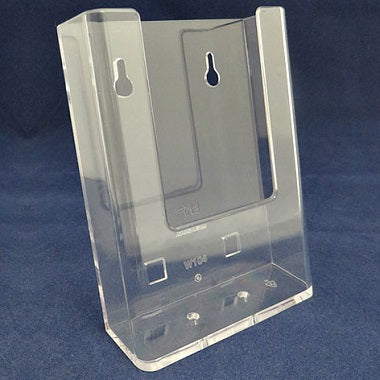Wall Mounted Tri-fold Brochure Holder (W4)