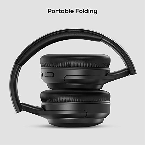 Active Noise Canceling Bluetooth Headphones