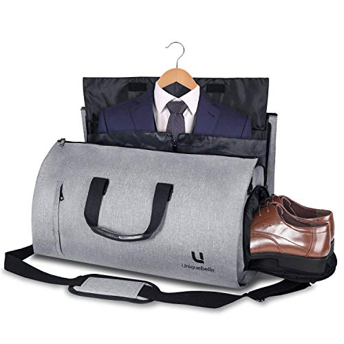 Suit Travel Bag with Shoe Compartment