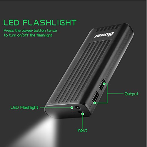Portable Charger, USB Power Bank