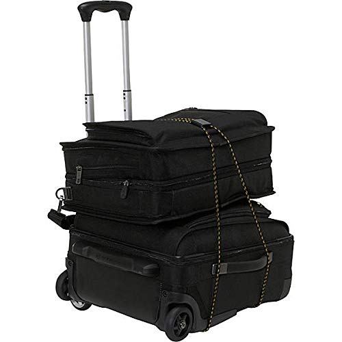 Compact Folding Luggage Cart