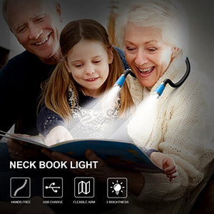 LED Neck Reading Light