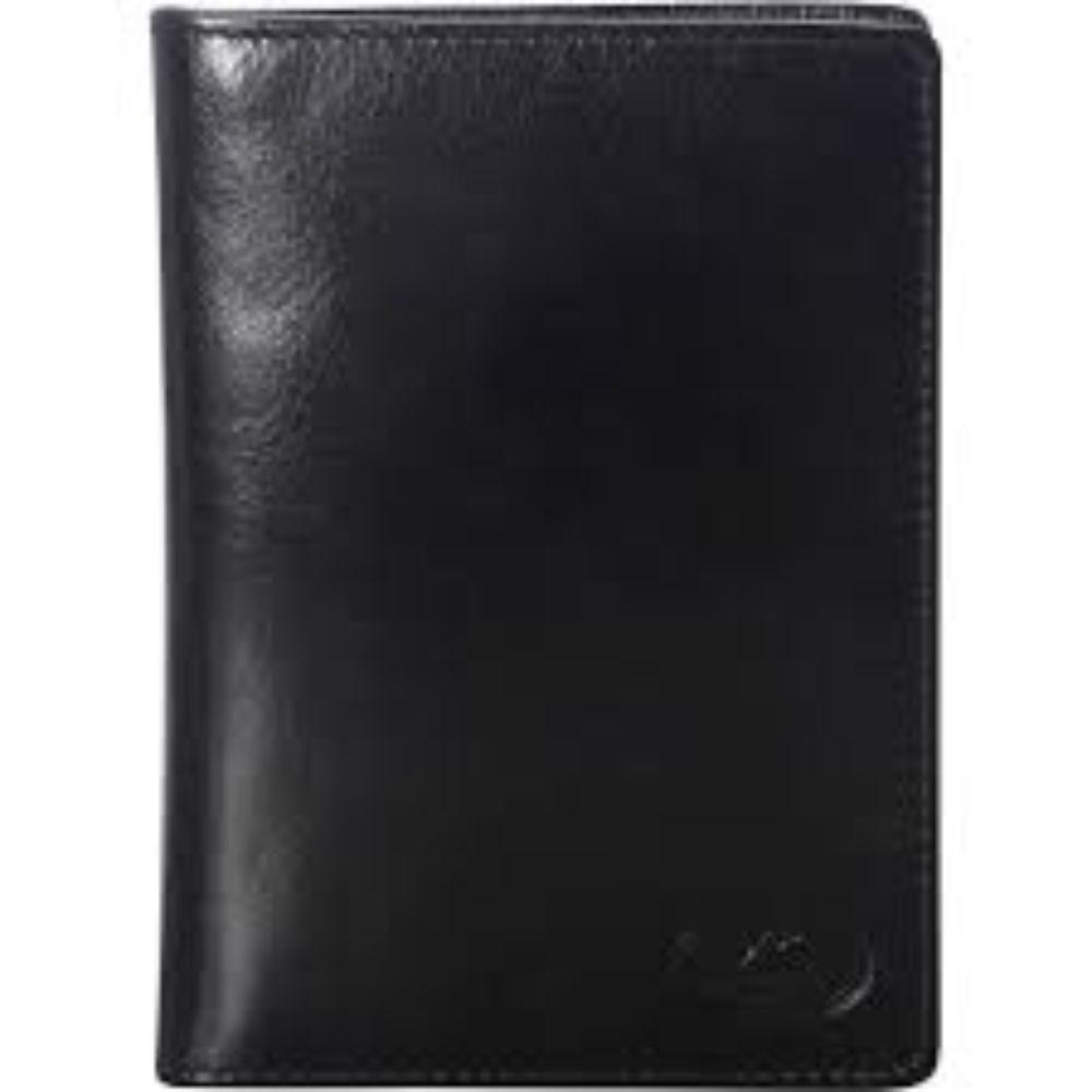 RFID Secure Deluxe Passport Wallet