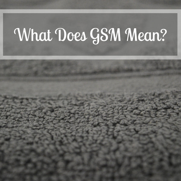 What Does GSM Mean?