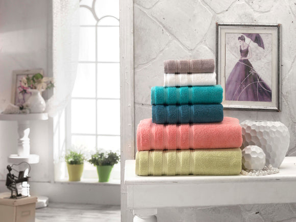 Antalya Style Towels by Classic Turkish Towels