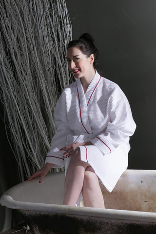 Terry Cloth Bathrobes By Classic Turkish Towels