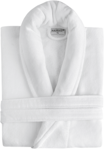 Royal Grand Velour Turkish Bathrobe by Salbakos on Amazon.com