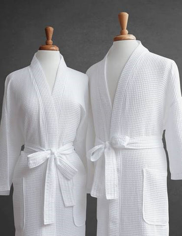 Luxury Turkish Cotton Terry Cloth Bathrobes