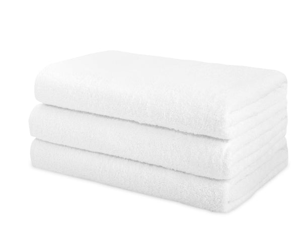 Hospitality Turkish Cotton Bath Sheet - 3 Pieces - Classic Turkish Towels