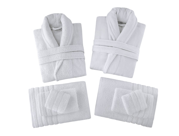 Wedding & House Warming Turkish Cotton Gift Set | Classic Turkish Towels