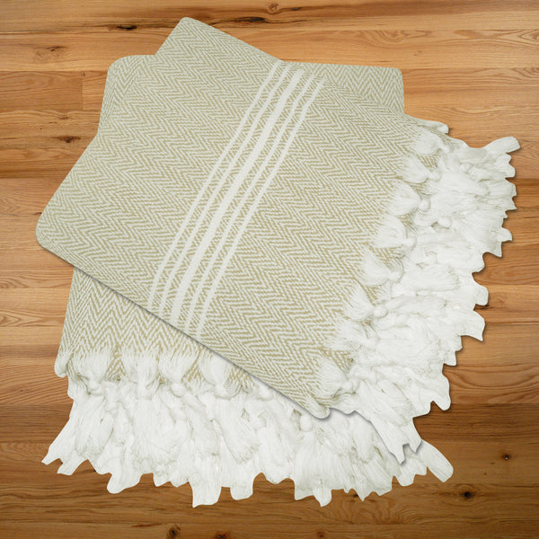 Peshtemal Turkish Cotton Bath Towel | Classic Turkish Towels