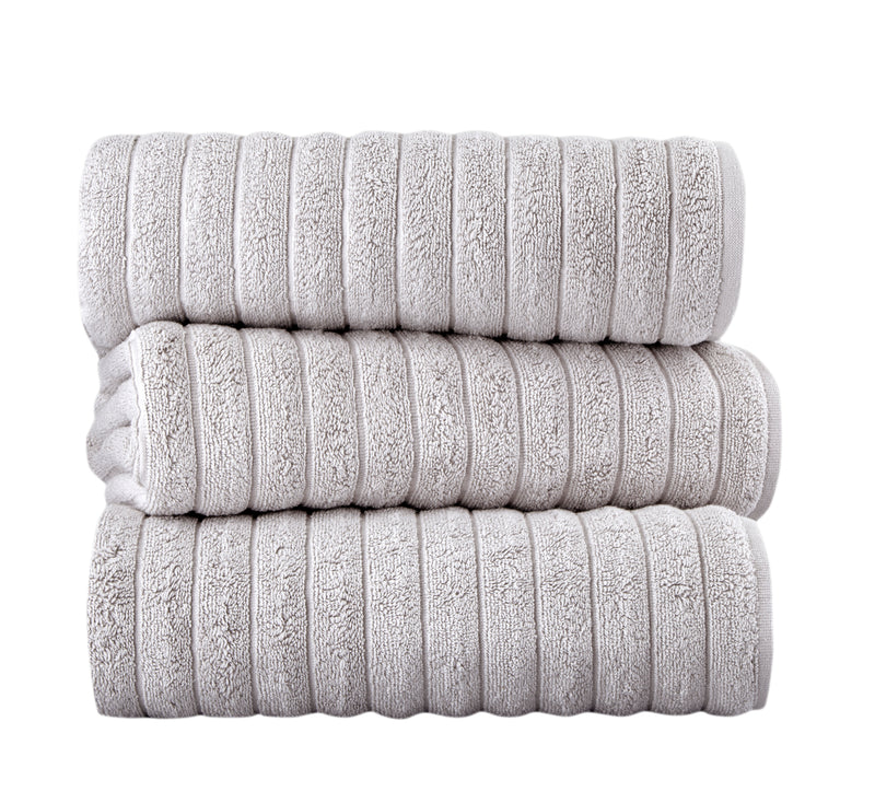 Brampton Turkish Cotton Bath Sheets - 3 Pieces | Classic Turkish Towels