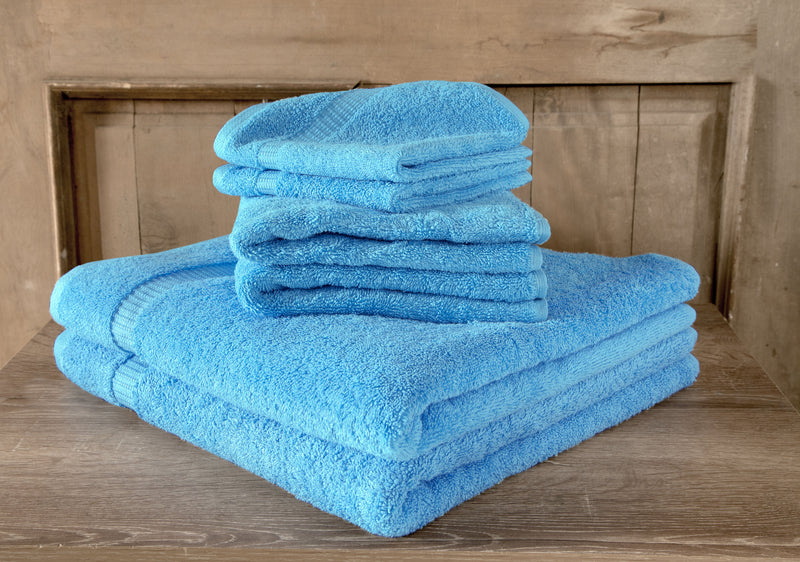 Cambridge Turkish Cotton Towel Set of 6 | Classic Turkish Towels